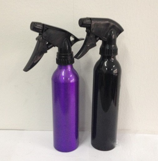 50ml Trigger Sprayer Aluminum Bottle (KLA-05)