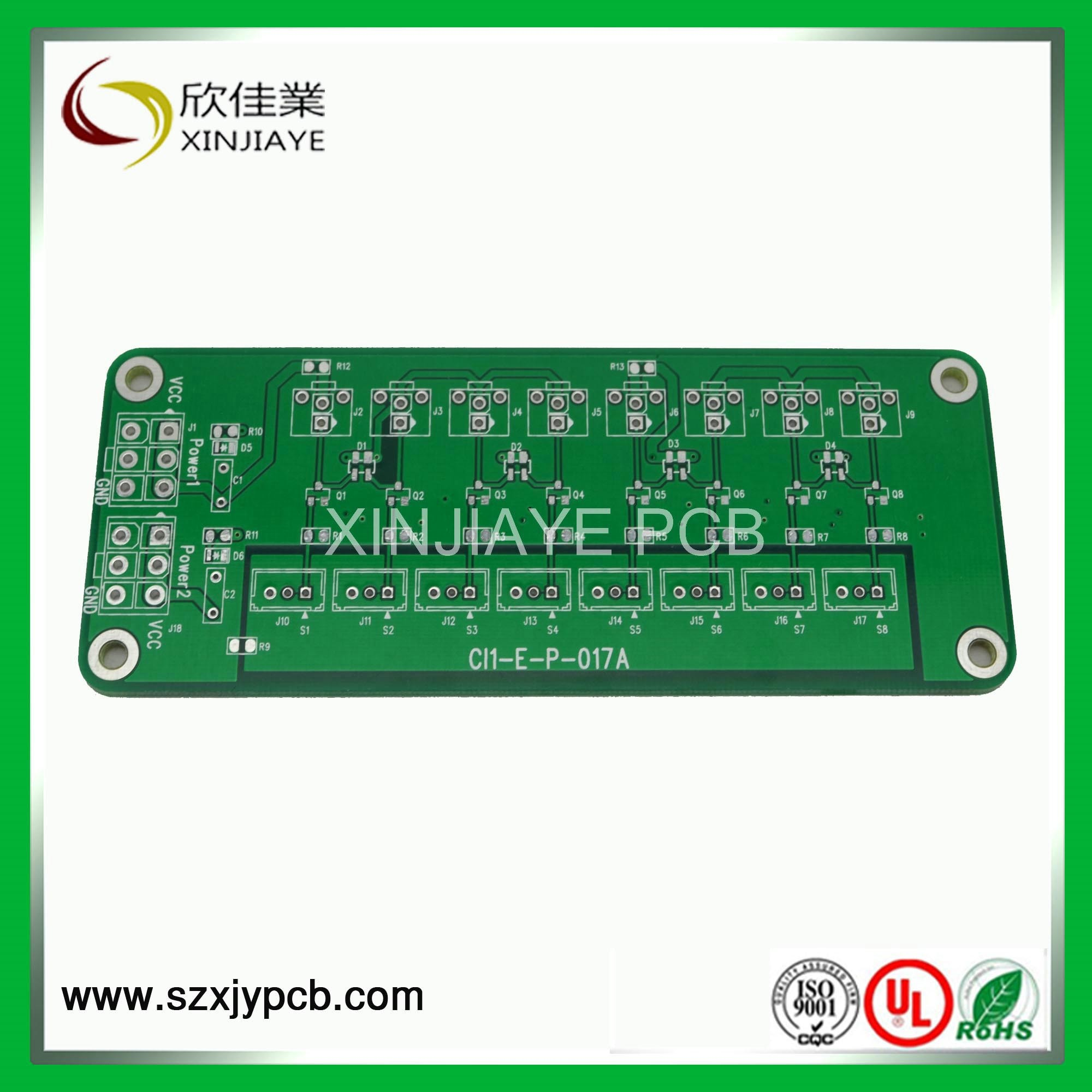 Double Sided PCB for Toy Products