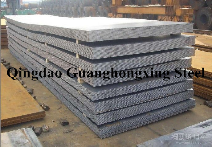 Q345, Ss490, Sm490, ASTM A572 Gr50, DIN S355jr, Low Alloy Steel Plate