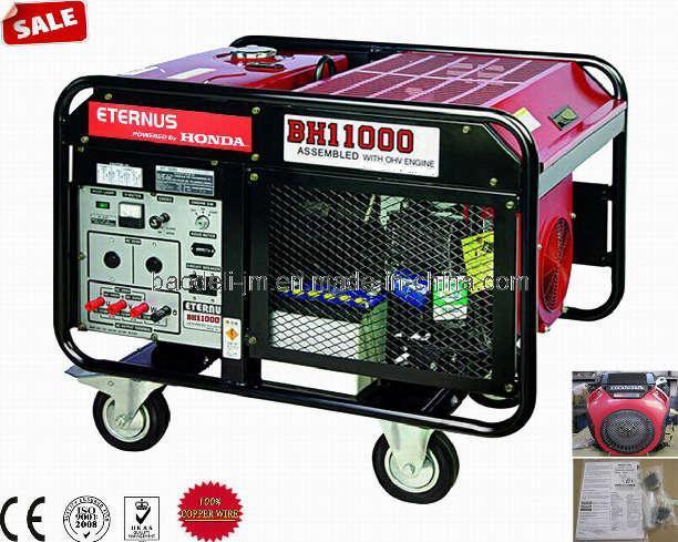 8.5kw 8.5kVA Double Cylinder CE Gasoline Generator Set (BH11000)