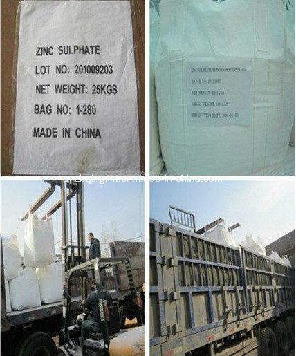 Zinc Sulphate Heptahydrate /Industry Grade Zinc Sulphate Heptahydrate
