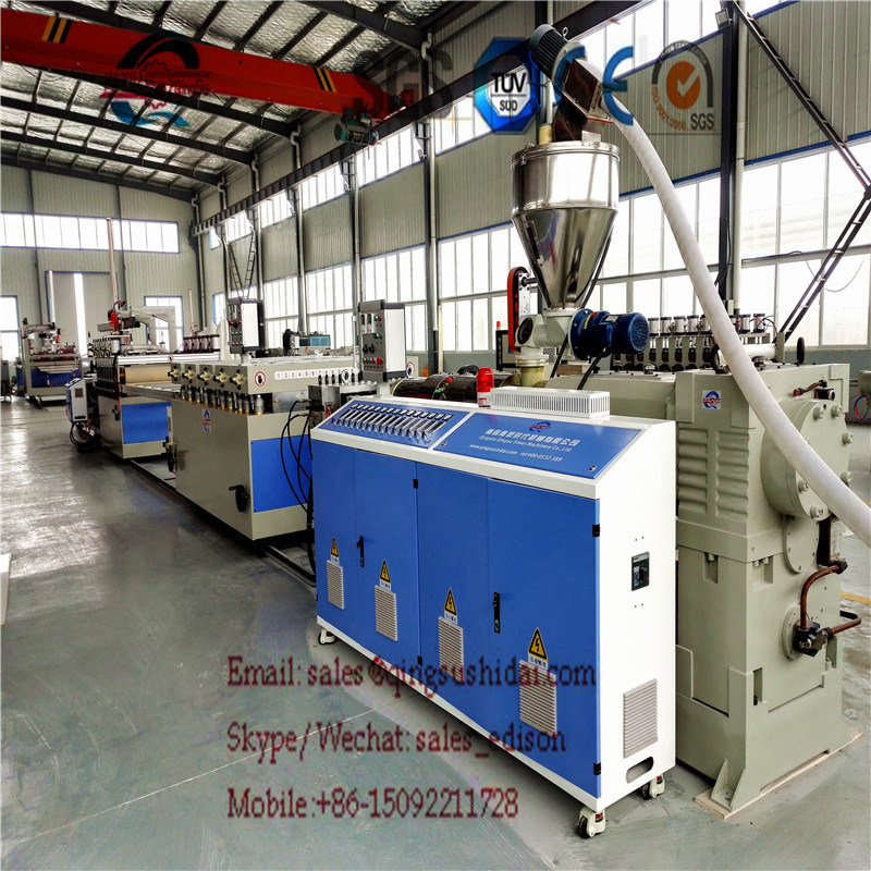 PVC WPC Furniture Board Machine