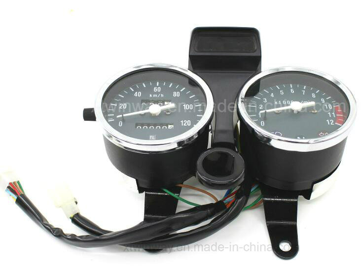 Ww-7207 Motorcycle Instrument, Speedometer for Gn125