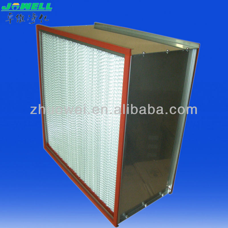 Ultra-Clean Oven HEPA Filter High Temperature Air Filter