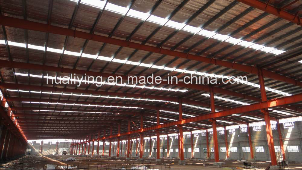 Prefabricated Steel Structure for Warehouse
