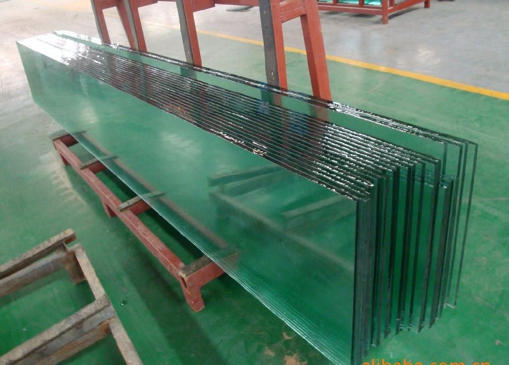 2-19mm Clear Float Glass for Windows