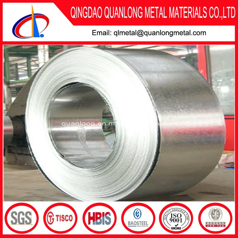 SPHC Cold Rolled Hot Dipped Galvanized Steel Strips