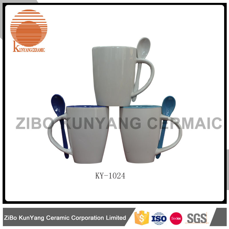 Mug with Spoon Promotion Mug