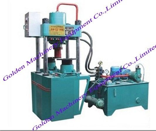 Chinese Animal Nutrition Hydraulic Mineral Licking Salt Block Press Machine