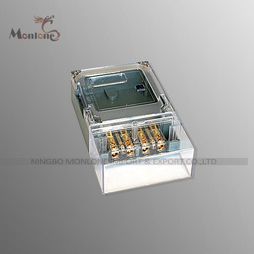 Single Phase Multi-Function Plastic Energy Meter Box (MLIE-EMC011)