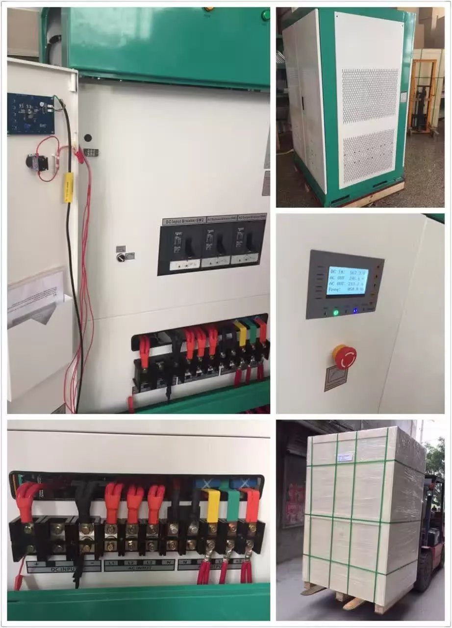 off-Line Power System High Voltage Input 300kw Large Power Inverter