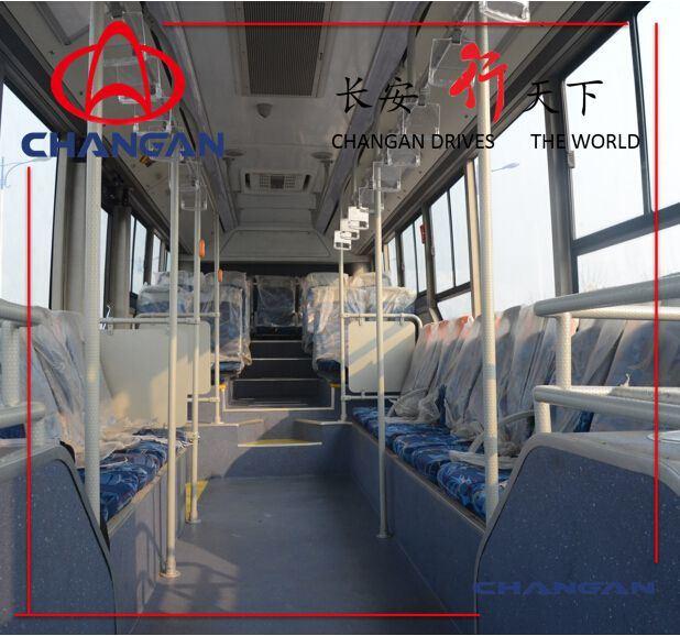 City Bus 30-45seats Diesel Low Floor Hyundai Model