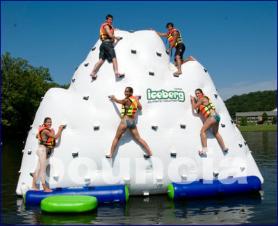 Water Park Equipments, Inflatable Iceburg, Inflatable Sport Games (D3032)
