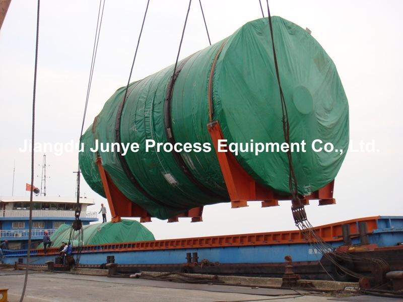 Carbon Steel Double Absorption Acid Plant Interpass Pressure Vessel