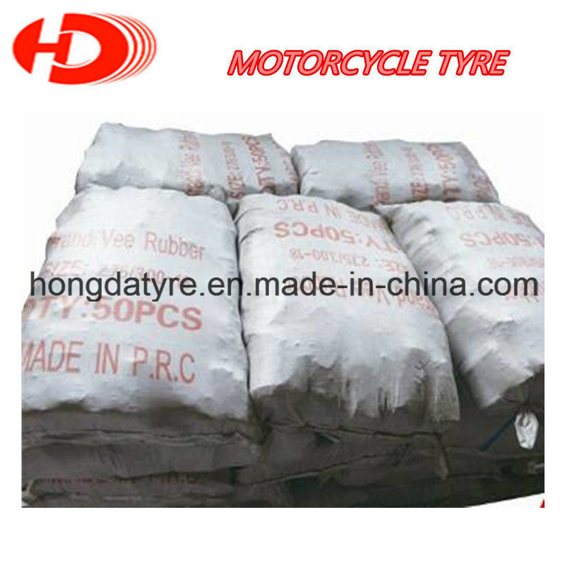 Qingdao China Supplier Butyl Rubber 300-19 Motorcycle Inner Tube