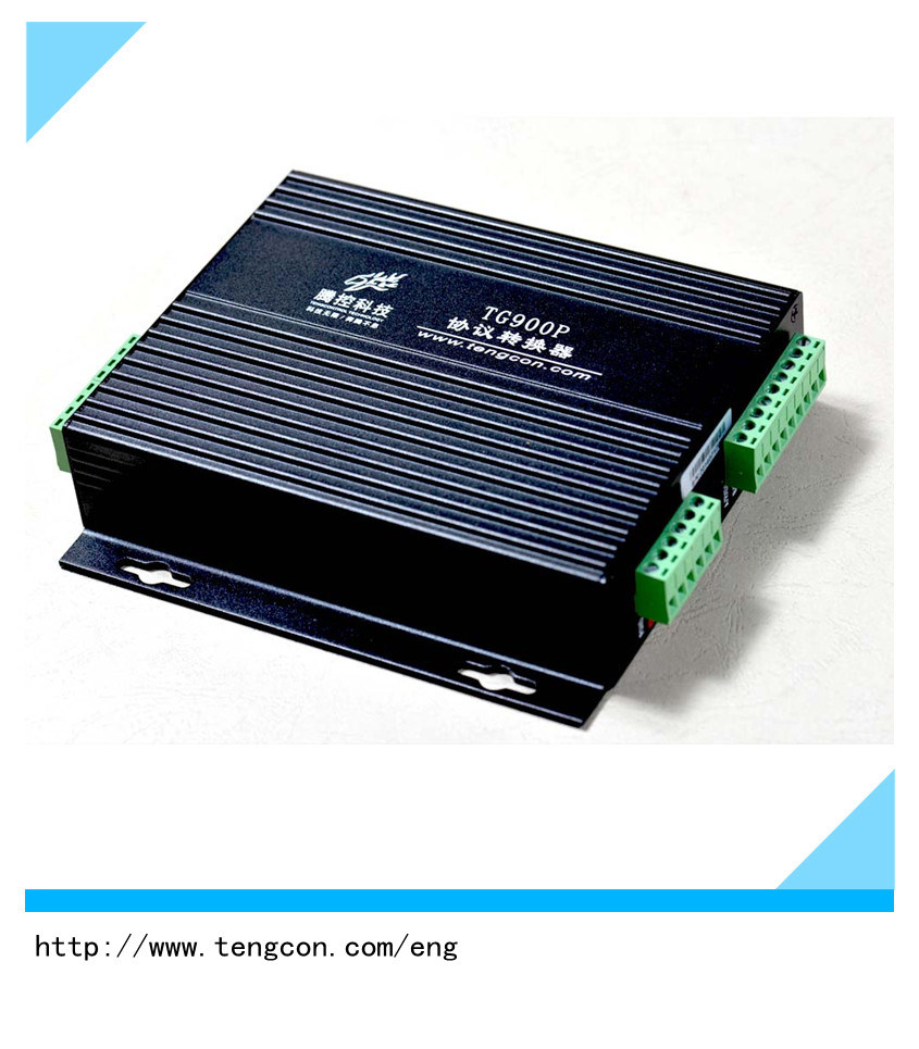 Tengcon Tg900p Serial Port to Ethernet Protocol Converter