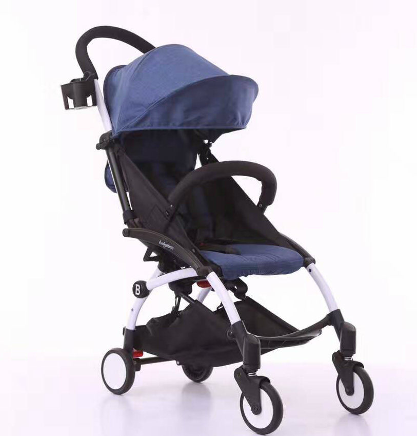 New 4 in 1 Baby Pram Baby Carriage Baby Time Stroller