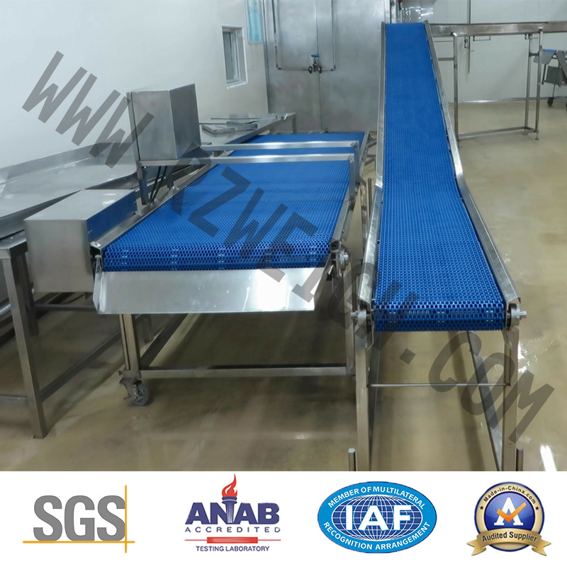 Automatic Flat Conveyor Psj1600 Food Machine