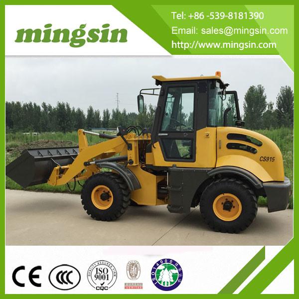 Wheel Loader, Mini Loader, Models CS910, CS912, CS915, CS916 and CS920, Ce Certified, Top Quality!