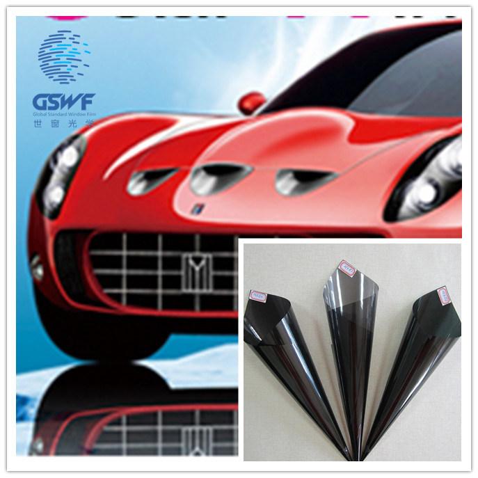 1.52*600m Per Roll Factory Price Tint Automotive Window Film (CXG572)