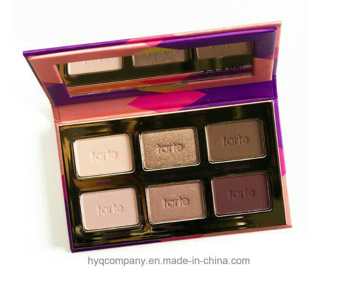New! Tarte Tartelette Tease Eyeshadow 6 Colors Shimmer Glitter Eye Shadow Palette