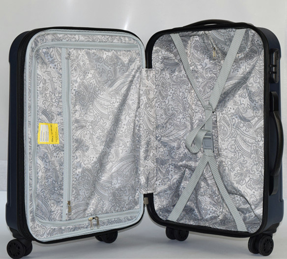 2017 New Design Good Quality Trolley Luggage