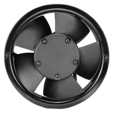 172X151X51mm Thermoplastic Housing and Impellers DC17251 Axial Fan