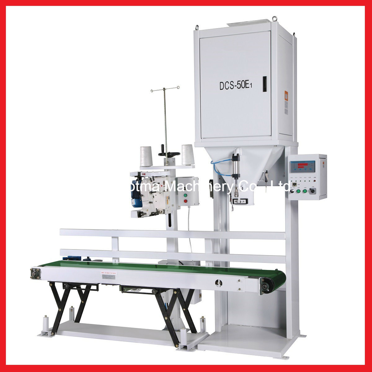 High Speed Automatic Packing Equipment, Electric Weighing and Packing Machine
