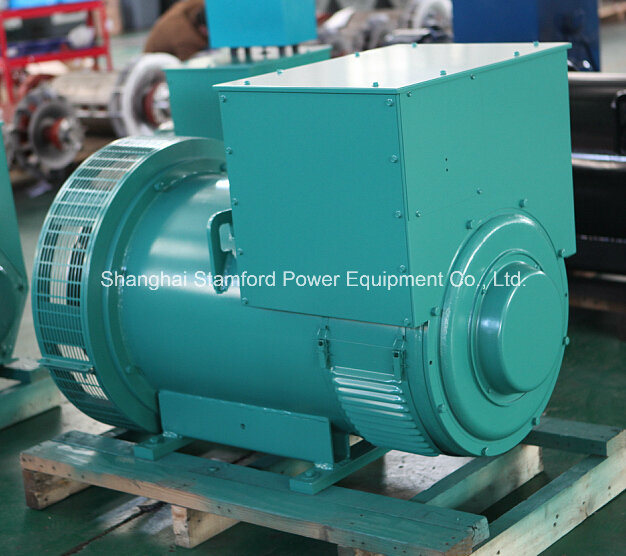 Alternator (Brushless/Stamford technology)