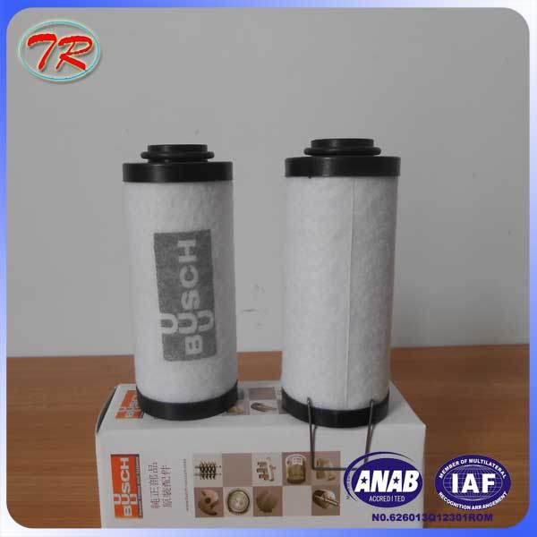 China Supplier Busch Vacuum Pump Exhaust Air Filter 0532140154