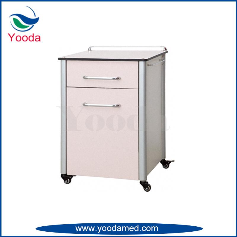 Medical Aluminum Alloy Bedside Locker