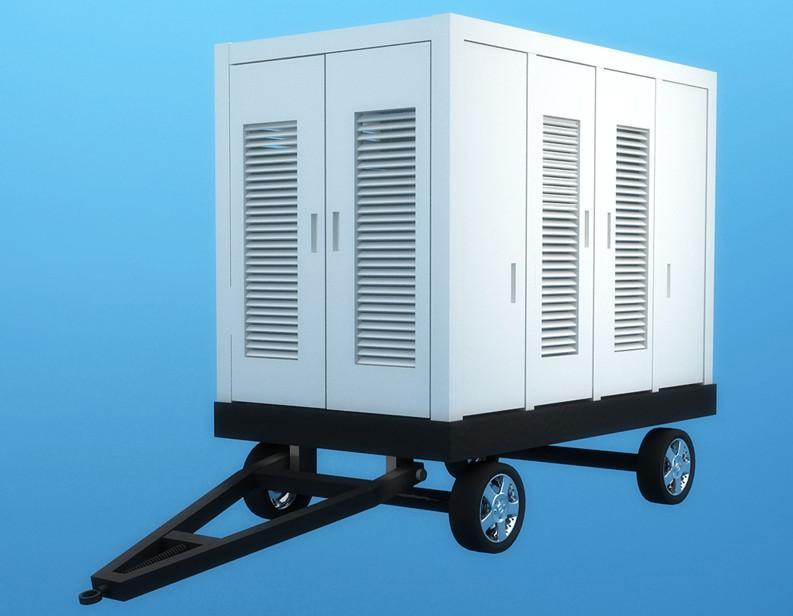 Hot Sale Container Type Oxygen Generator Plant