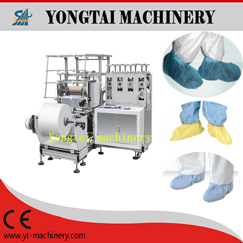 Non Woven Dustproof Surgical Shoe Cover Making Machine