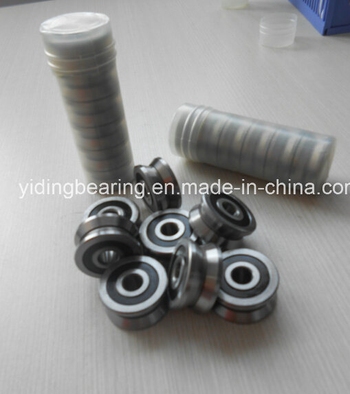 Track Rollers with V Groove Profile LV 202-40 Zz