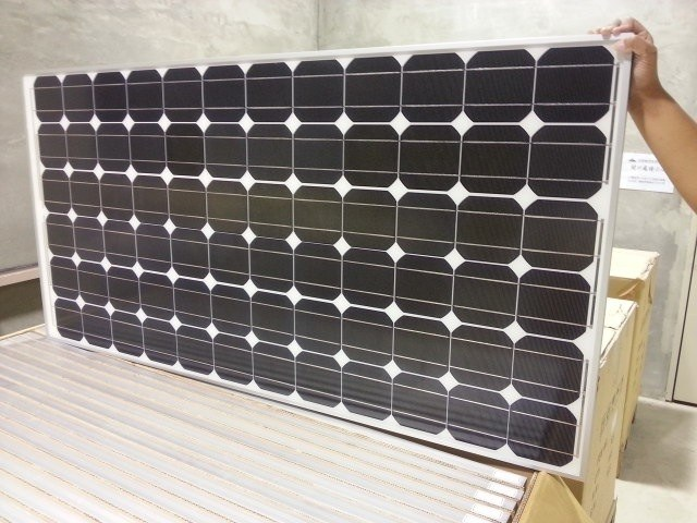 200W Solar Panel Monocrystalline