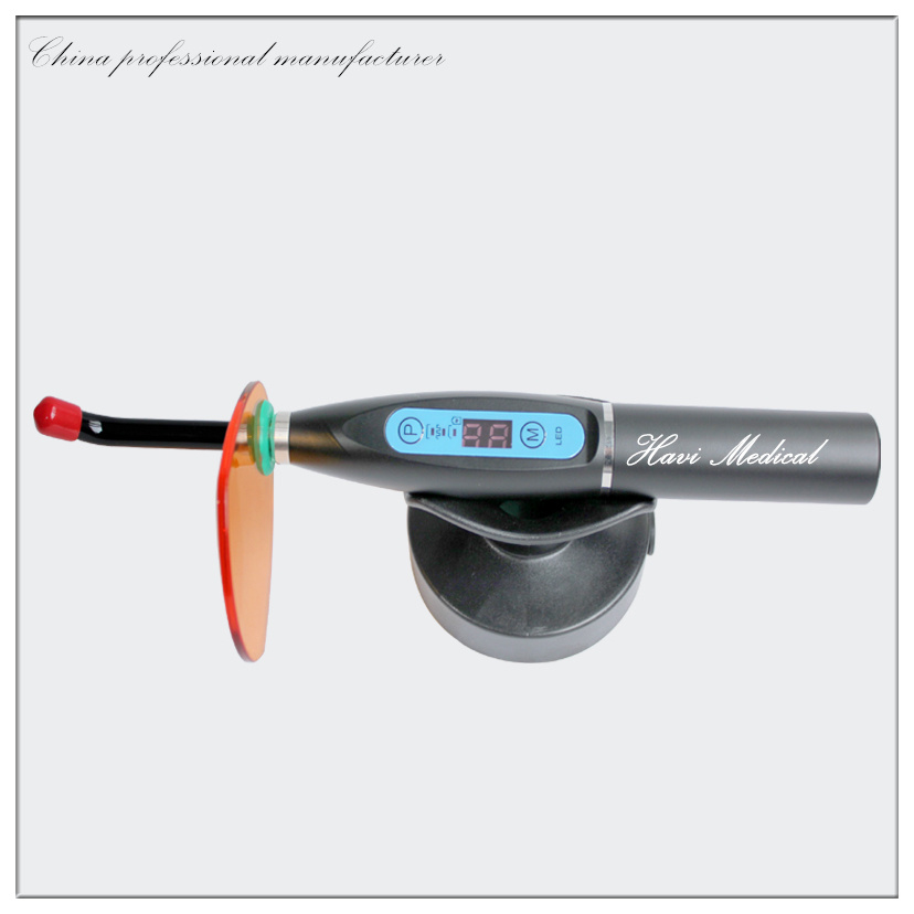 Wireless Colorful Curing Light Dental LED Curing Light
