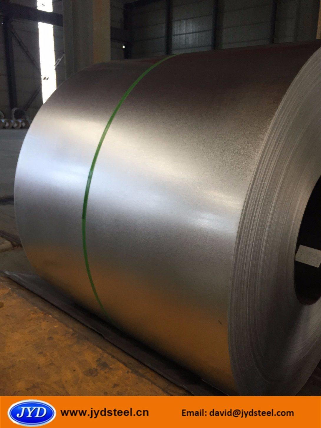 Aluminum-Zinc Coated Steel Coil