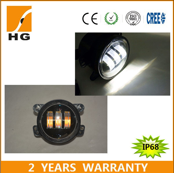 4inch 30W CE Approved CREE Car LED DRL Fog Light for Jeep