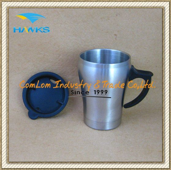 10oz Metal Camping Travel Mug
