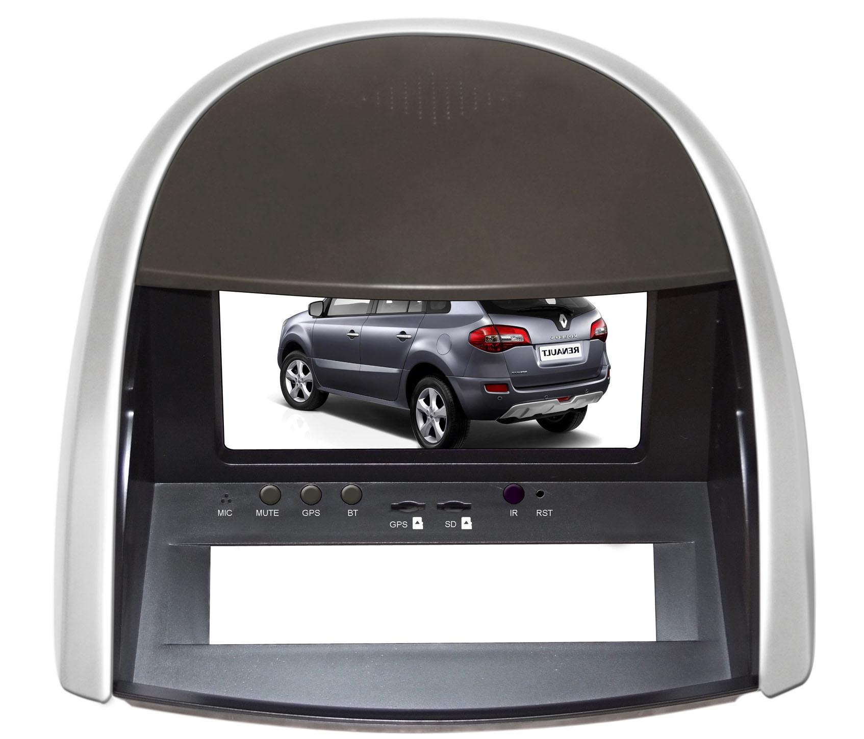 Renault Koleos Car DVD Player With GPS