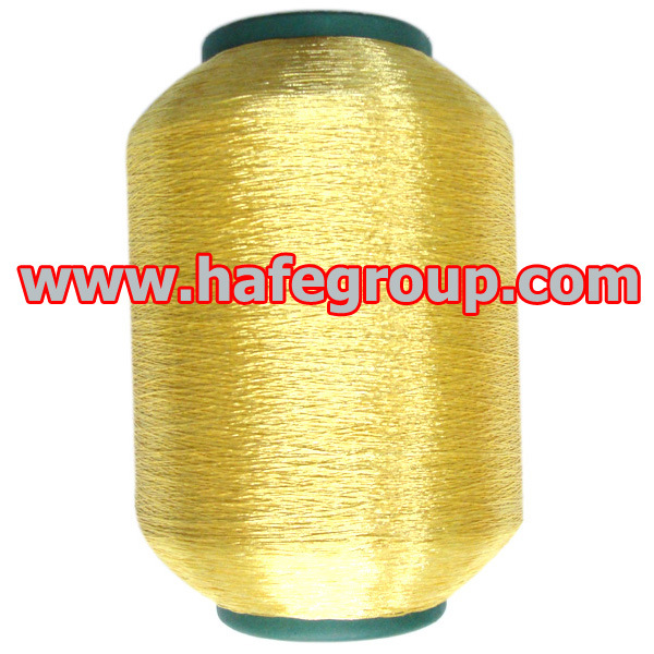 Pure Gold Metallic Emboirdery Thread (MS-Type)
