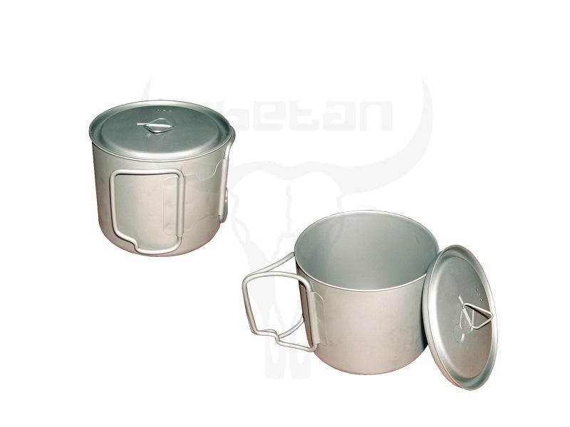 China Titanium Cookware - China titanium spoon, titanium fork