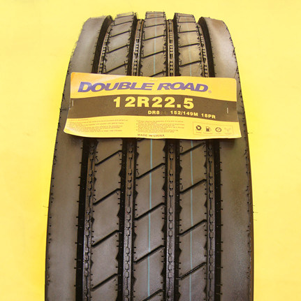 Double Road Brand Truck Tire, Radial Bus Tire, Radial Tyre Tire, TBR Tires for Truck and Bus (315/80R22.5 385/65R22.5 12R22.5 11R22.5) , TBR Tyres, Tyre Tire