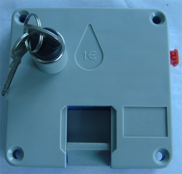 Coin Operated Lock, Locker Lock, Coin Lock, Furniture Lock, Al-1201