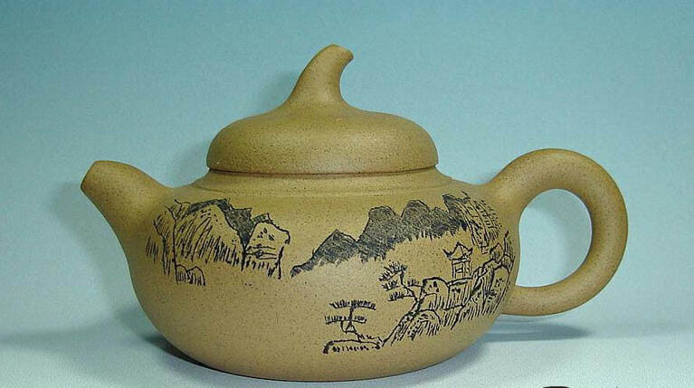 Yixing China  city images : China Yixing Zisha Teapot China Teapot, Pottery