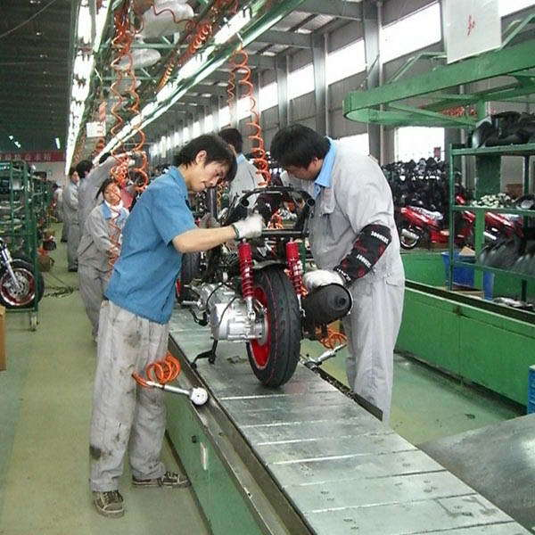 china scooter assembly line china motorcycle assembly line scooter assembly line. Black Bedroom Furniture Sets. Home Design Ideas