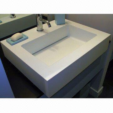 large bathroom sink sinkhole definition