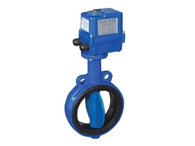 China Electric Butterfly Valve 40mm To 125mm China