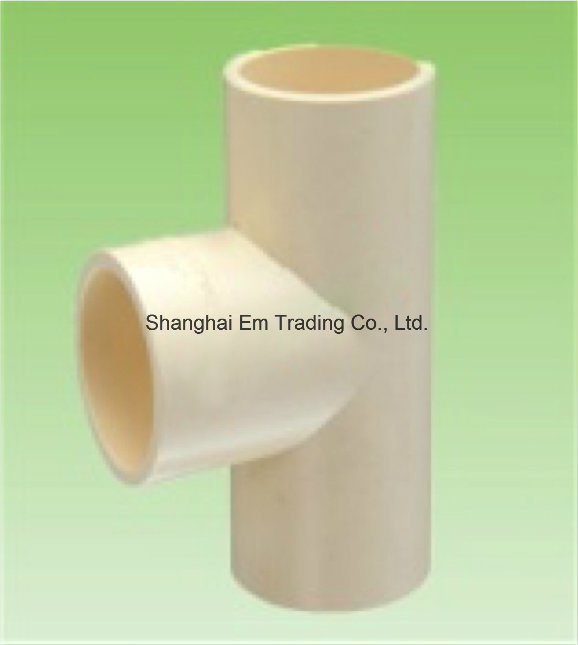 Equal Tee CPVC Pipe Fittings