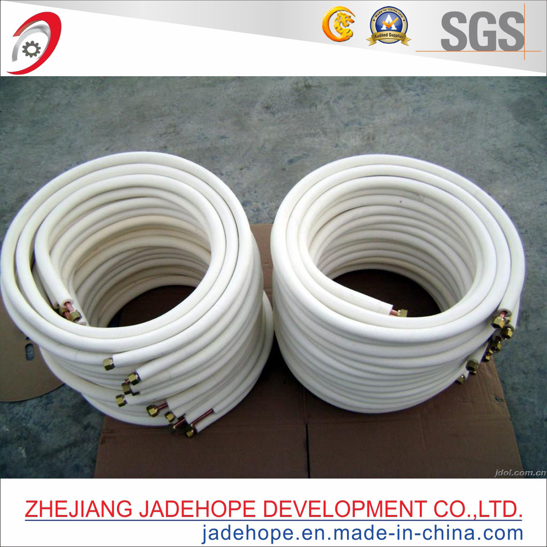 Pipe for Airconditioner
